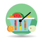 Earn money for us when you shop for groceries!
